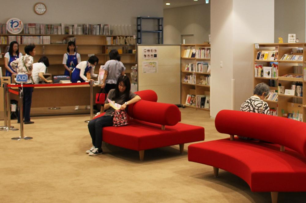 図書館 品川 区