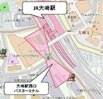 能利用大崎车站前新西口周围区域(5)