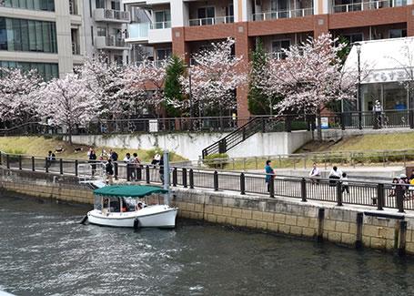 五反田接触在水边广场